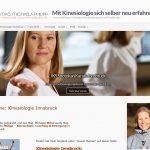 www.Kinesiologie-Innsbruck.com am Computer